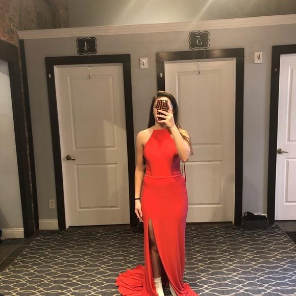 La Femme Dresses & Skirts - Prom,formal dress